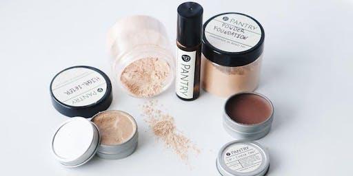 Mineral Makeup Workshop