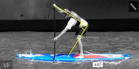 Dynamic Steers and Turns: NYC Stand Up Paddleboarding Clinic tickets