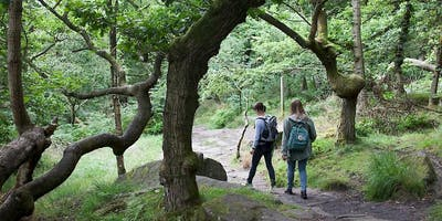 Industrial History of the Sheffield Moors 5 miles 8(km)