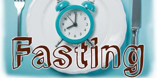 Free Health Seminar: Intermittent Fasting