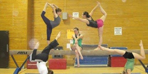 Kids Gymnastics & Tumbling Hour