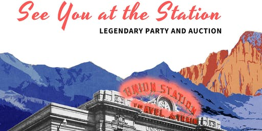 See You at the Station! PAF's Legendary Party and Auction