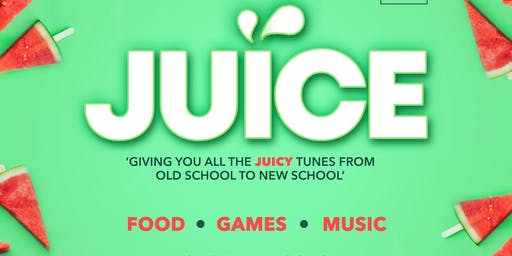 """DSF Events presents """"JUICE"""" - Sunday 21st July"""