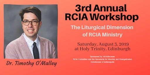 3rd Annual RCIA Workshop