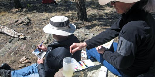 Jeffco Open Space Nature Journal Club: Going Mothing