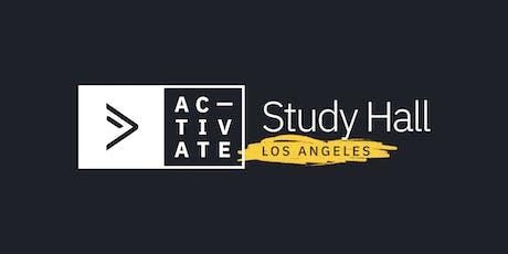 ActiveCampaign Study Hall | Los Angeles tickets