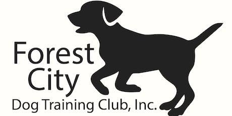 AKC Star Puppy Class  tickets