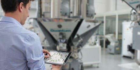 Scheduling: Elimine sub-utilización de equipos balanceando eficientemente sus máquinas. entradas