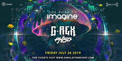 Road to Imagine (Miami): G-Rex + Phiso [SIMULATION]