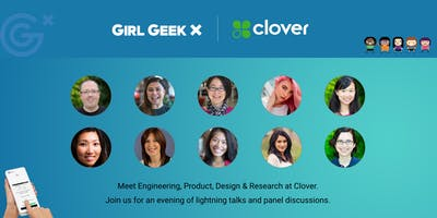 "Clover Girl Geek Dinner - ""Overcoming Conscious & Unconscious Biases"""