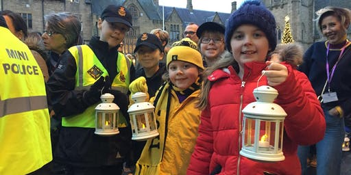 Children's Lantern Procession 2019