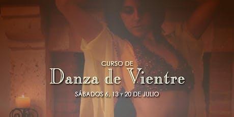 Curso de Danza del Vientre: Iniciación entradas