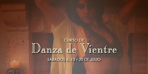 Curso de Danza del Vientre: Iniciación