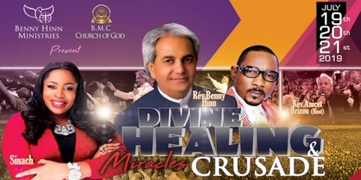 Amazing Healing Crusade
