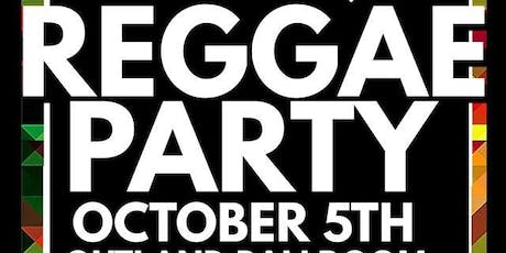 Springfield,MO Reggae Party tickets
