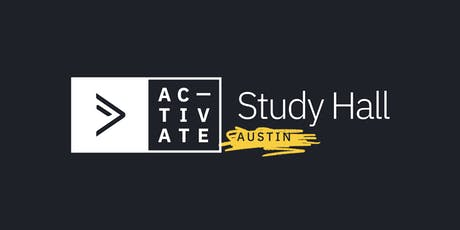 ActiveCampaign Study Hall | Austin tickets