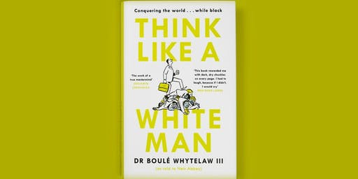 Think Like A White Man Book Launch at Black Cultural Archives