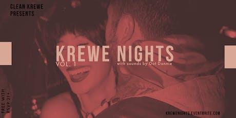 Krewe Nights: Vol. 1 tickets