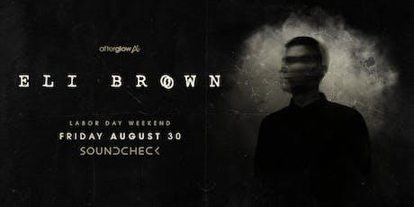 Eli Brown tickets