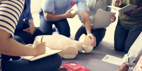 Emergency First Aid Training - Newcomer Women's Services, Toronto tickets