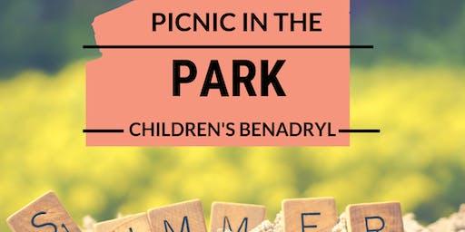 MomsTO Picnic In the Park!