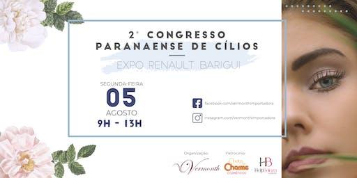 2° Congresso Paranaense de Cílios