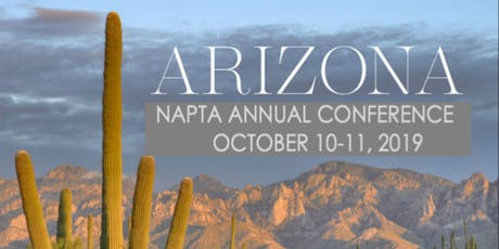 NAPTA 2019 Annual Conference  tickets