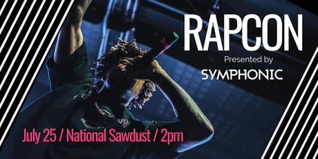 RapCon presented by Symphonic Distribution tickets