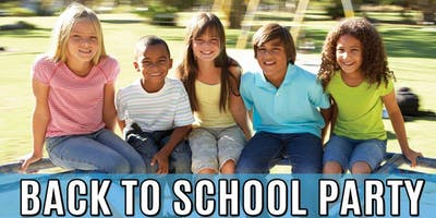 Parents Night Out: Back to School Party