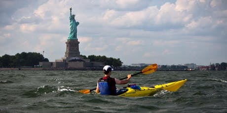 Rudders and Draws: NYC Kayaking Clinic tickets