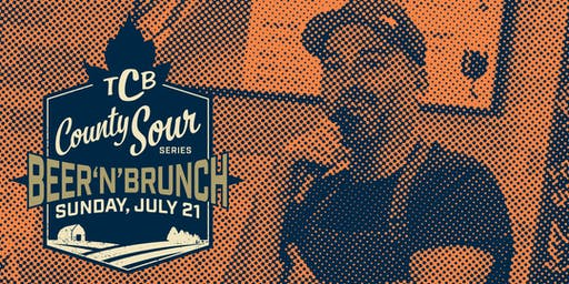 Trans Canada Brewing County Sour Series Beer 'N' Brunch