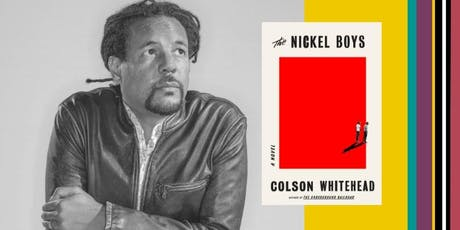 Colson Whitehead in Conversation tickets