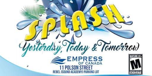 Splash - Yesterday, Today & Tomorrow