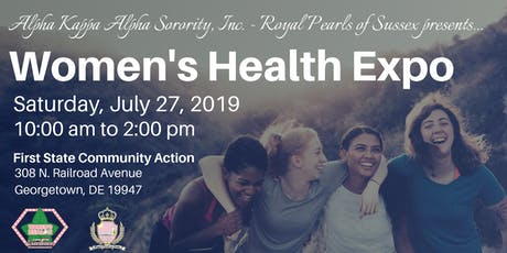 Women's Health Expo tickets