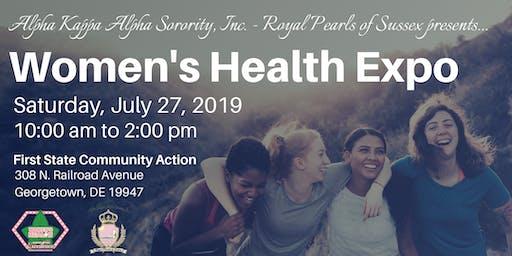 Women's Health Expo