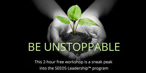 How To Be Unstoppable in 2019 (Free Workshop KL, Nov 6)