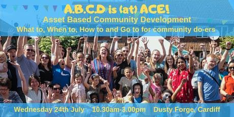 ABCD is (at) ACE! tickets
