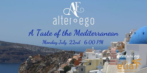 Alter Ego Taste of the Mediterranean Dinner