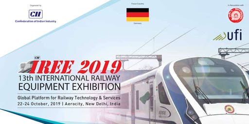 13th International Railway Equipment Exhibition (IREE) 2019