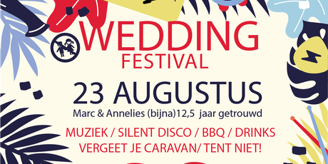 Marc & Annelies' Wedding Festival tickets
