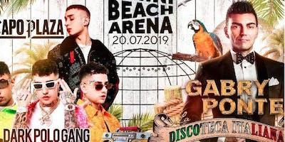 Capo Plaza Dark Polo Gang Gabry Ponte Rimini Beach Arena | 20 Luglio 2019