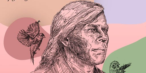 An Evening with Ken Stringfellow at a secret location in Redding