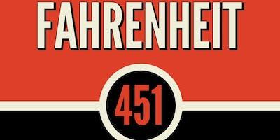 Sci-Fi/Fantasy Book Club: FAHRENHEIT 451