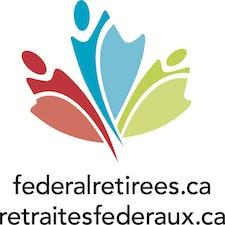 National Association of Federal Retirees // Association nationale des retraités fédéraux logo