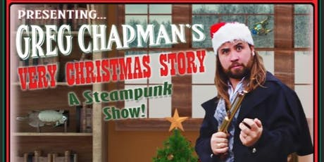 Greg Chapman's Very Christmas Story - Isle of Wight Performance  tickets