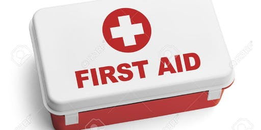 Certified First Aid and CPR-C