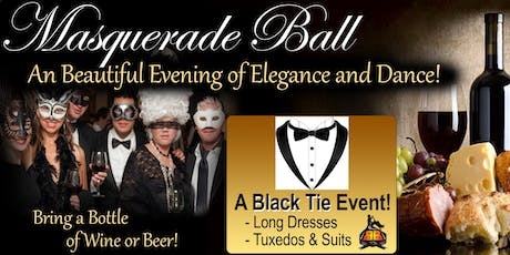 Masquerade Ball - FREE DRINKS Thursday Night Salsa Class & Social !! tickets