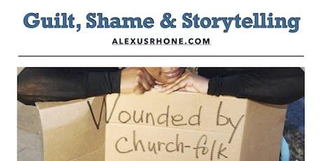 No More Shame: Guilt, Shame & Storytelling workshop tickets