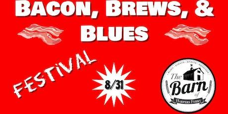 Bacon & Blues Fest tickets