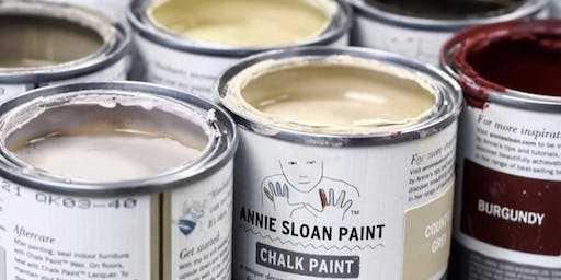 Foundations of Chalk Paint by Annie Sloan